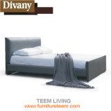 سكبت يعيش جديد تصميم حديث جلد سرير