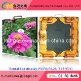 960 X 960 mm al aire libre Alquiler P5 P5 HD Alquiler aire libre pantalla LED Pantalla LED
