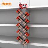 La gomme de solides de supermarchés en acrylique transparent s'affiche pour Pritt