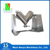V Tipo de acero inoxidable mesa de mezclas de polvo de forma de V