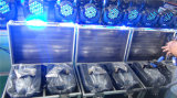 Éclairage principal mobile d'étape de faisceau d'ampoule du lavage 36*18W DEL de zoom de haute énergie
