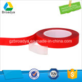 33m Red Film Transparent Vhb Double Sided Adhesive Tape (BY3080C)