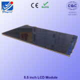 HD normalerweise schwarzes TFT LCD für Schaltungs-Einheiten