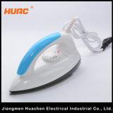 Ferro seco azul elétrico dos electrodomésticos da alta qualidade