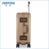 Таможня 20 24 чемодана вагонетки дюйма выдвиженческих, котор катят покрывает багаж для Junyou