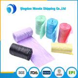 Подгоняйте мешок отхода пластмассы размера покрашенный HDPE/LDPE