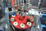Zahnpasta-Plastikgefäß-Plombe und Dichtungs-Maschine
