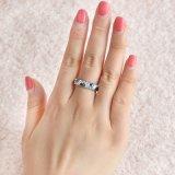 Ring van de Juwelen van de Voetafdrukken van de Poot van de hond de Eenvoudige