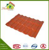 Цвет стабильной синтетические смолы крыши плитки для продажи