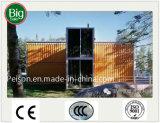 편리한 이동할 수 있는 Prefabricated 또는 조립식 다방 룸을%s 빠른 임명 중국 큰 공급