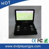 Lettore DVD rotativo con il gioco, FM dello schermo