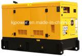Generador silencioso del comienzo eléctrico 10kVA con el motor diesel de Perkins
