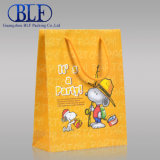 인쇄된 Kraft 종이 음식 부대 (BLF-PB102)