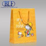 Bolsa impresa de alimentos de papel Kraft (BLF-PB102)