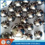 Material de acero de cojinete de bolas bolas de acero de carbono sólido