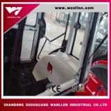 Mangueira Grande fonte de 110HP 130HP 150HP Compact 4X4 da Cabine do Trator