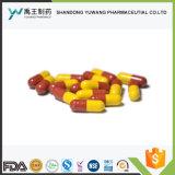 Dosagem de cápsulas de forma e o grau de disco de sementes do tipo cápsula de óleo de semente de uva suplementos alimentares