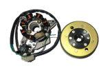 A bobina do estator Magneto Motociclo Kicker conjunto gerador para CG125