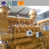 ISO-Cer anerkanntes 20kw - Gas-Generator-Set der Lebendmasse-500kw
