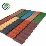 Hoja de techos de cartón ondulado