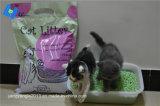 Aroma de té verde El Tofu arena de gato, con fácil boca