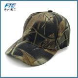 Chapéu feito sob encomenda do golfe do boné de beisebol feito sob encomenda camuflar