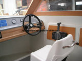 barco del taxi del agua de 28feet 8.6meter 20persons/de pasajero de la cabina de la casa (Aqualand 860)