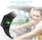 La pulsera elegante de Bluetooth con ritmo cardíaco e IP67 impermeabilizan X9plus