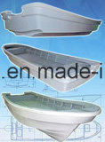 Aqualand 26.5feet 8m 섬유유리 일 배 Panga 어업 모터 배 물 택시 여객선 배 (265c)