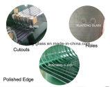 L'acido dei fornitori 3-19mm di vetro Tempered ha inciso vetro glassato di vetro/libero