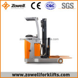 De mini Elektrische Vrachtwagen van het Bereik met Capaciteit van de Lading van 1.5 Ton 4.5m het Opheffen Hoogte