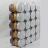 Candle Factory Hotsale Tealights 8 Hour for Decoration