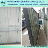 2016 Powder Coated Fence parcial reemplazable Seguridad