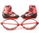 De rode het Springen Schoenen van de Sprong van de Schoenen van de Geschiktheid van de Laarzen van de Sprongen van Kangoo van Schoenen Unisex-