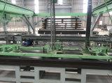 Material leve e laje de núcleo oco fazendo a linha de produção