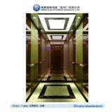 مسافر مصعد مع قشرة مصعد آلة