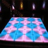 Pavimento di Dancing acrilico di RGB del segnale DMX512 1X1m