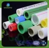 Suministro de agua caliente accesorios de tubería de polipropileno random tubo PPR