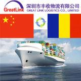FCL Ocean Shipping Speditor von China nach Rumänien