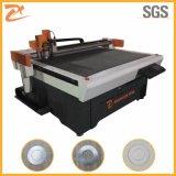 A junta de papel da máquina de corte da faca 1214 Nenhum Dieless Laser