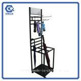 Стойка индикации шкафа зонтика металла розничного магазина Пол-Стоя