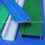 Het uitdrijven van het Plastic HDPE Spoor van de Gids