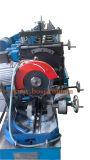 Acciaio C Purlin con Hole Punch Roll Forming Making Machine Vietnam