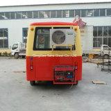 Street Mobile panier de cuisson des aliments Aliments remorque Remorque