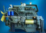 Weichai 6 Diesel van de Boot van de Reeks van de Cilinder Wd615 Mariene Binnenwaartse Motor
