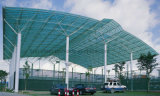배드민턴 건물을%s 강철 가벼운 Truss 지붕 프레임