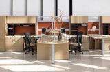 Bester verkaufenzelle-Arbeitsplatz-Auslegung-modularer Büro MDF Patition (SZ-WS516)