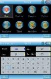 Canaleta Handheld ECG de Meditech EKG101t única com tela