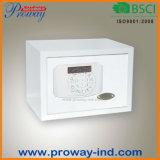 Коробка с 2 болтами высокия уровня безопасности, твердый стальной размер 350X250X250mm LCD цифров электронная безопасная