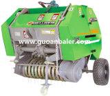 エクスポート装置の農業の小型円形の干し草の梱包機